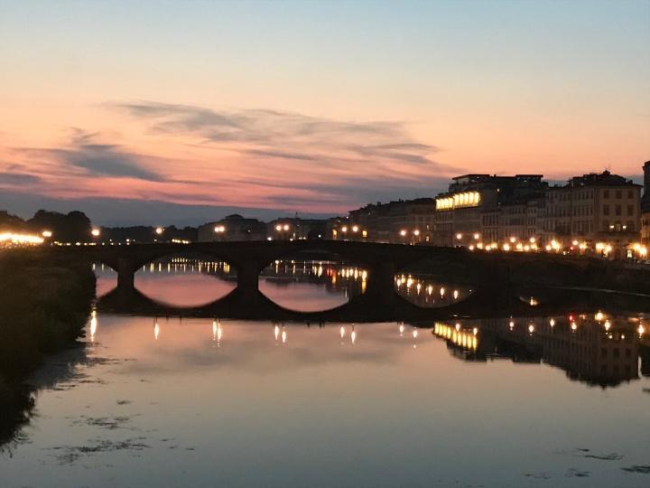 Destination Florence !