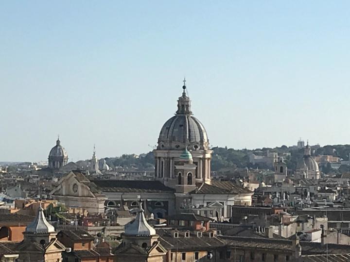 Andiamo a Roma!