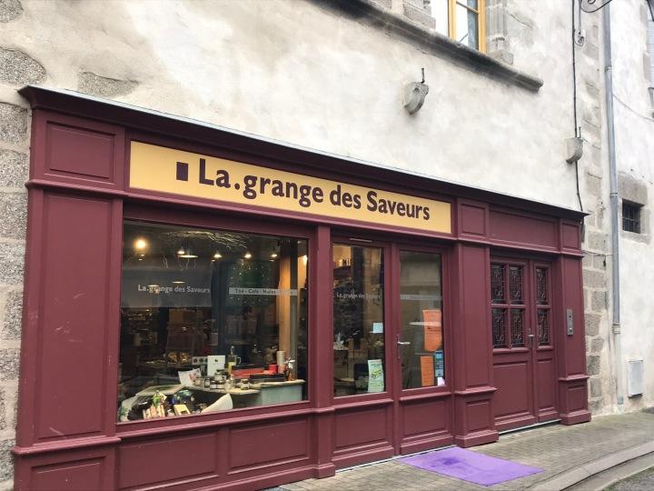 La Grange des saveurs à StLéonard