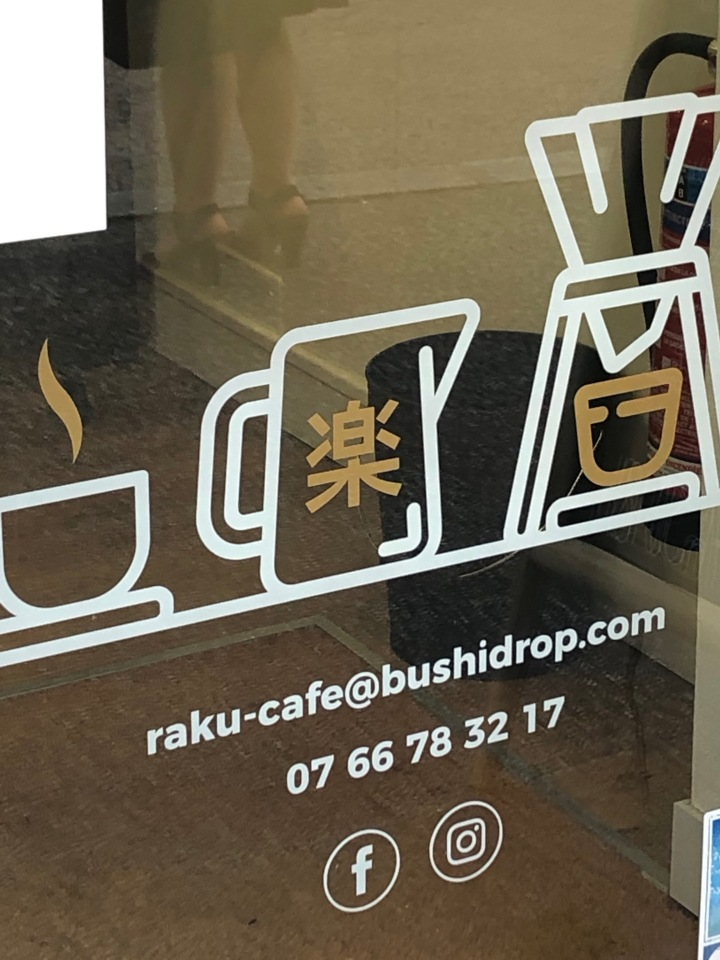 Détente et caféine au Raku Café àLimoges