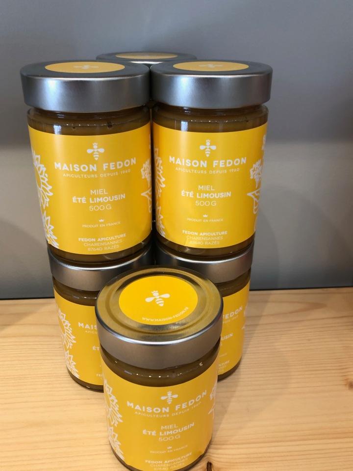 «Bee addict» avec le miel de la Maison Fedon àRazès